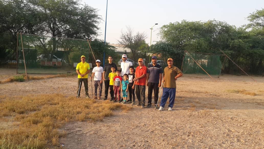 نتایج مسابقات گلف باشگاه نفت امیدیه به مناسبت آزادسازی خرمشهر
