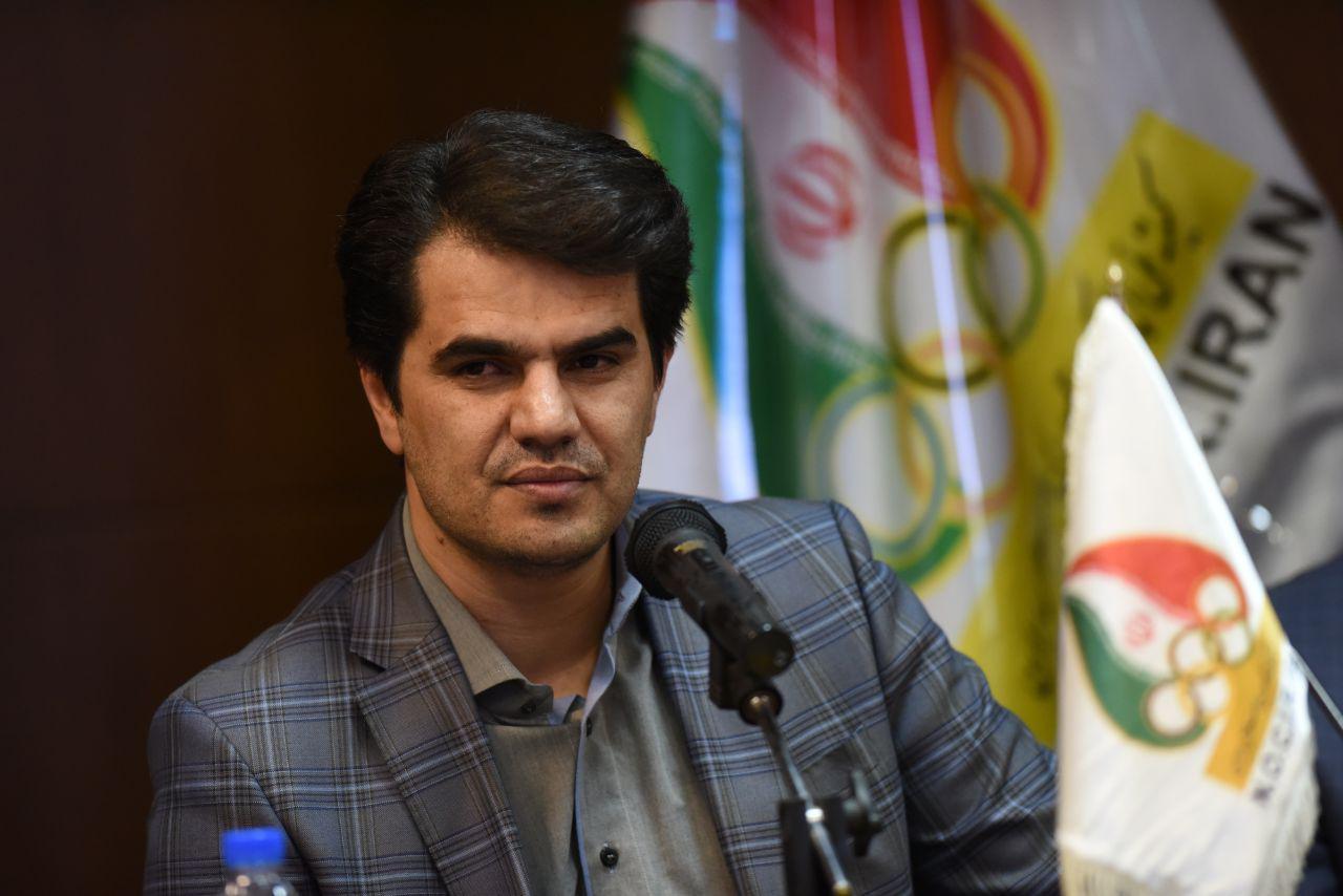 اگر تا الان دفتر هیئت گلف تهران تخلیه نشده به خاطر تدابیر ما بوده است