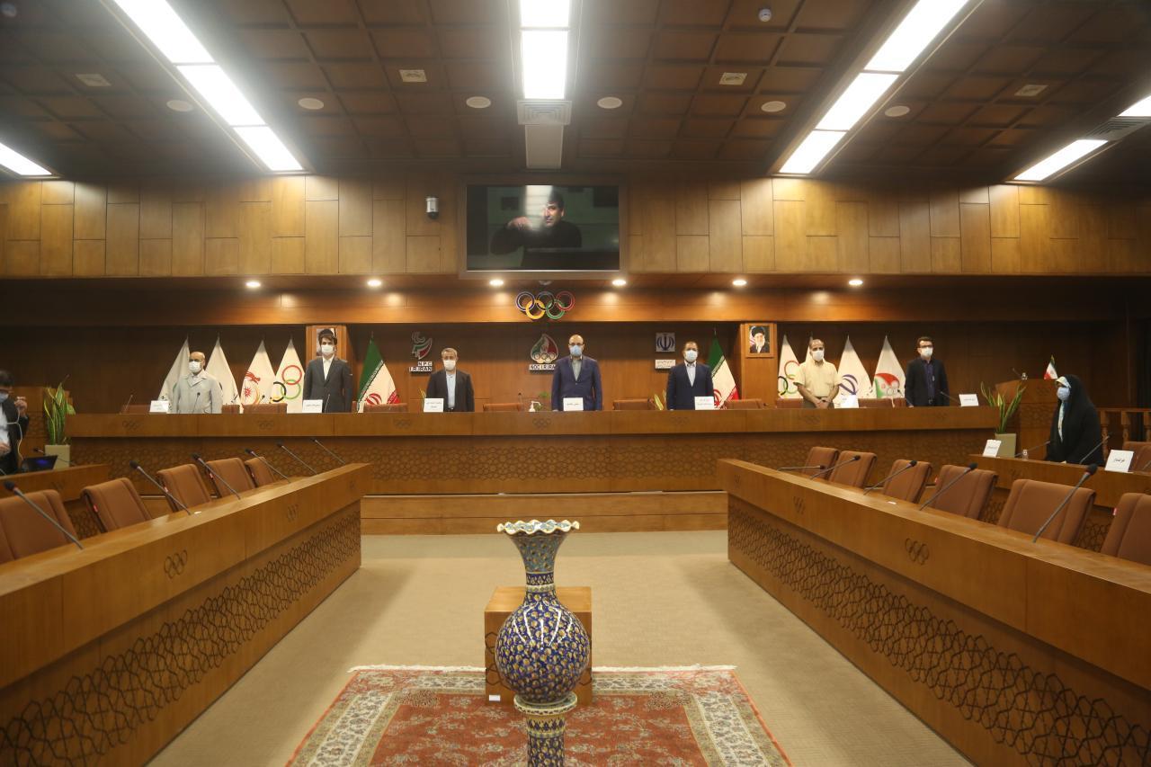 گزارش تصویری مجمع عمومی فدراسیون جهت بررسی عملکرد سال 98