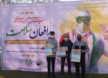 گزارش تصويري چهارمين دوره جام ميني گلف مدافعان سلامت – جمعه 24 بهمن 99