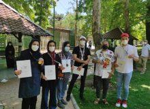 معرفی افراد برتر مسابقات مینیگلف جام گرامی داشت آزادسازی خرمشهر