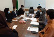 جلسه بررسی برنامههای عملیاتی کمیته همگانی فدراسیون گلف در وزارت ورزش