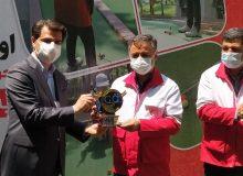 اولین دوره مسابقات مینی گلف جوانان جمعیت هلال احمر شهرستان تهران