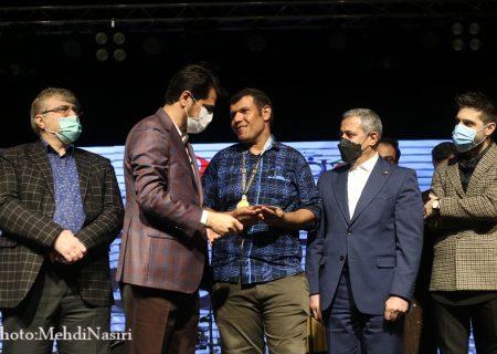 گزارش تصویری مراسم اختتامیه مسابقات گلف قهرمانی کشور / مهر 1400